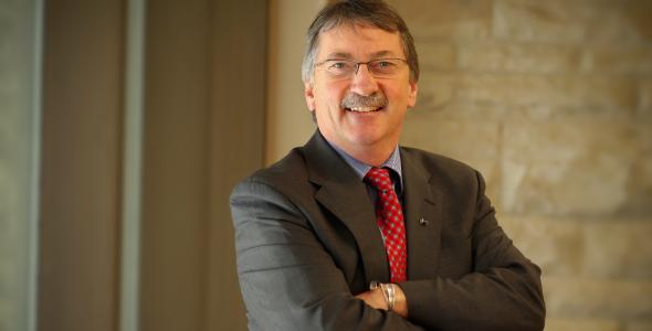 Ted Hewitt, président du Conseil de recherches en sciences humaines du Canada (CRSH)