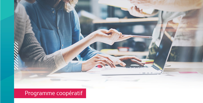 Volet coopératif du Baccalauréat en administration des affaires