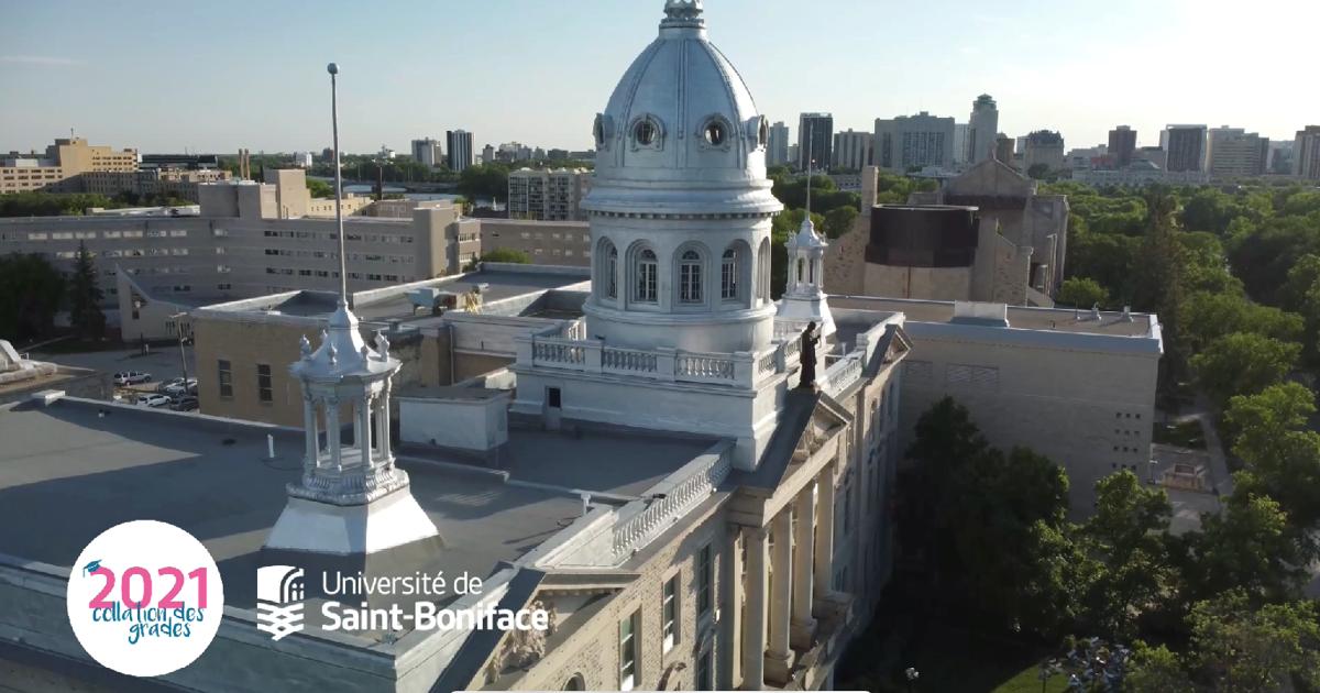 Université de Saint-Boniface | Collation des grades 2021.