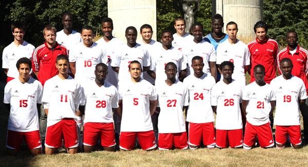 Équipes les rouges 2013