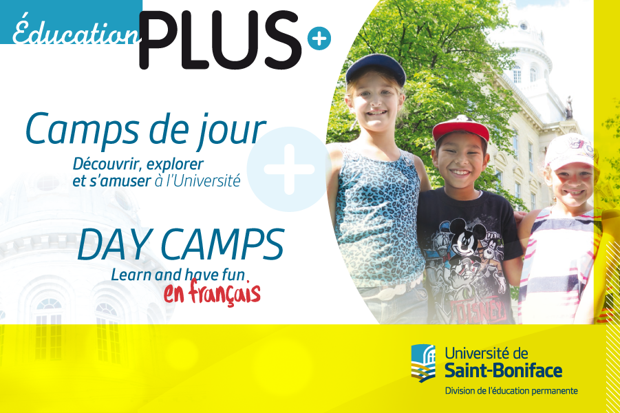 Camps jeunesse - Day Camps