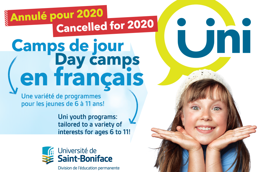 Uni : Camps jeunesse - Uni Youth Day Camps