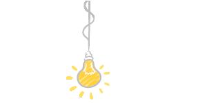 Colloque sur l'innovation pédagogique - ampoule et engrenages