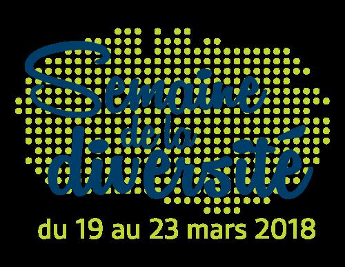 Semaine de la diversité - du 19 au 23 mars 2018