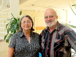 Patricia Gendreau et Marcel Gauthier