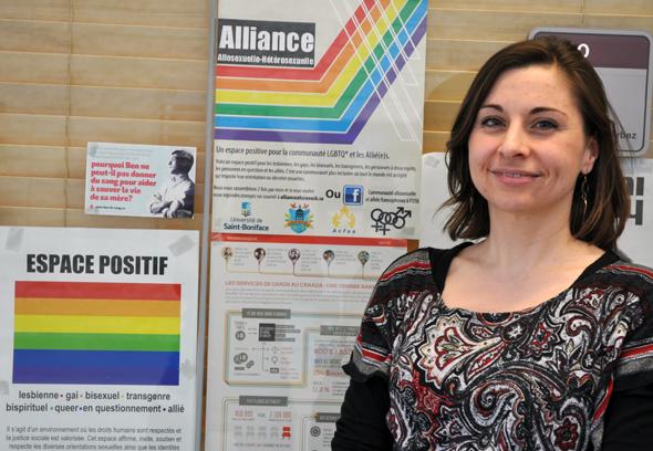 Dominique Arbez Mayor's Volunteer Service Award