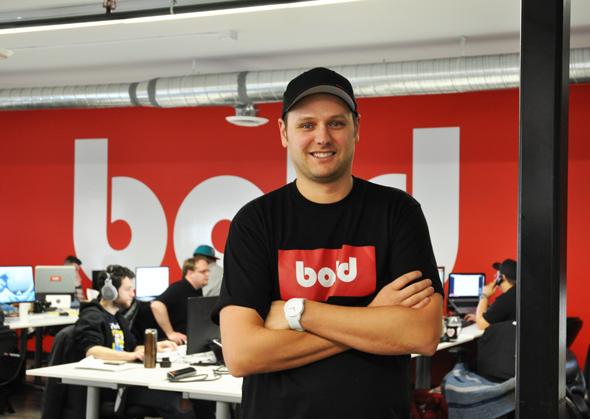 Stefan Maynard, Bold Innovations