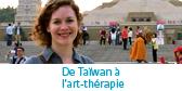 De Taïwan à l'art-thérapie
