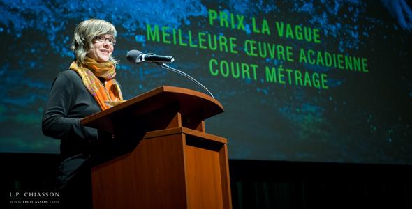 Des sciences générales à la réalisation de films - Francine Hébert