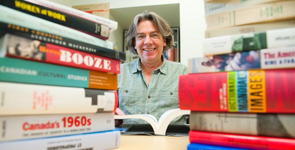 Franco-Manitobain d'adoption, historien remarquable