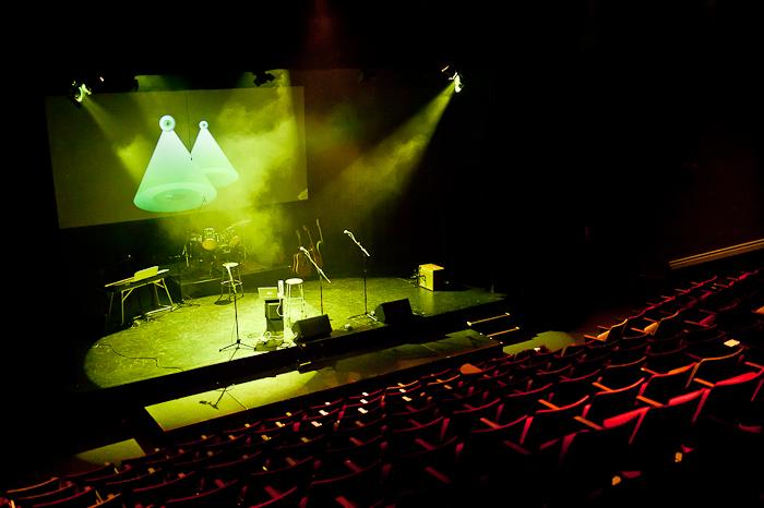 Salle Martial-Caron