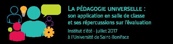 Institut d'été - juillet 2017