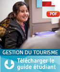Guide étudiant – Gestion du tourisme