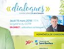 Dialogues avec invité Herménégilde Chiasson