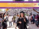 Vidéo - Collation des grades collégiale 2018