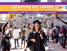 Vidéo - Collation des grades universitaire 2018