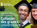 Collation des grades universitaire 2019.