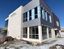 La construction va bon train : Centre d'apprentissage et service de garde.
