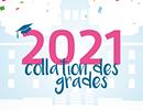 Collation des grades 2021.