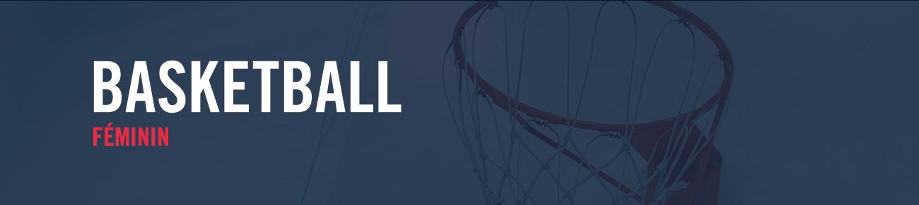 Basketball féminin.