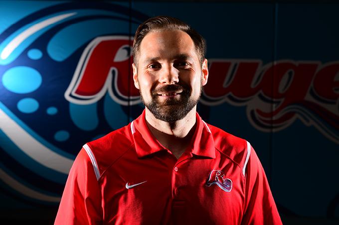 Eric Lemoine, directeur adjoint au Service des activités sportives et récréatives