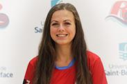 Kirsten Lonec.