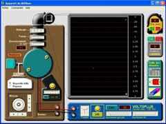 Appareil de Milikan - simulateur