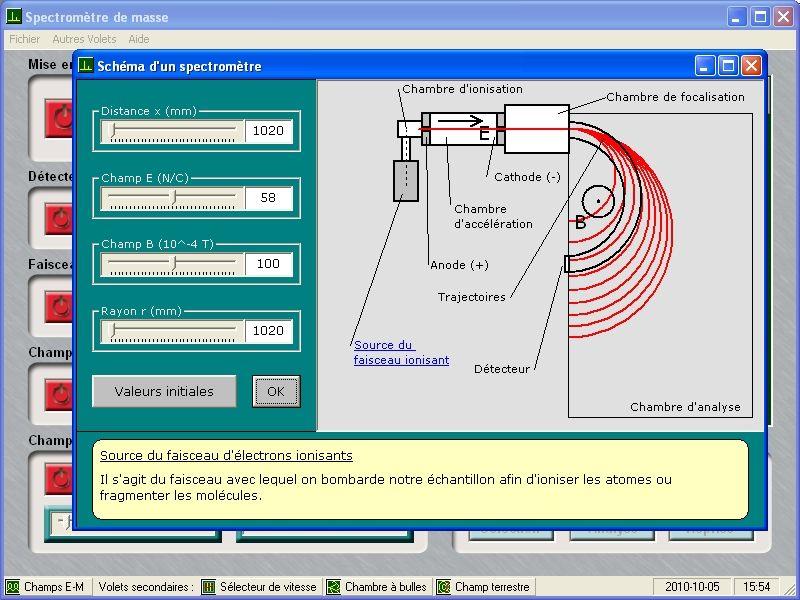 Spectromètre de masse - 04