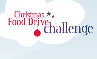 Christmas Food Drive Challenge
