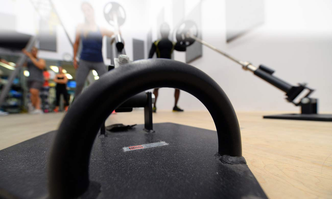 Gym rules sportex