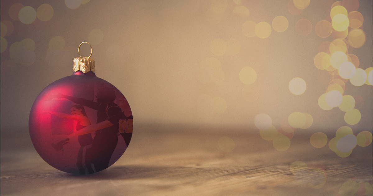 Boule de Noël.