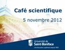 Carrefour - Vidéos - Café scientifique
